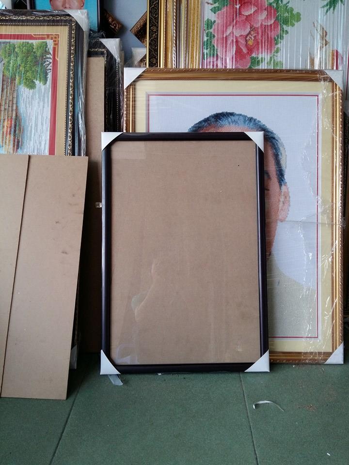 khung bằng khen giấy khen giá rẻ A3