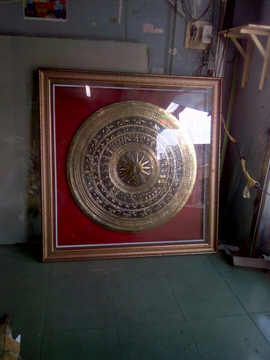 Trống đồng KT 800x800